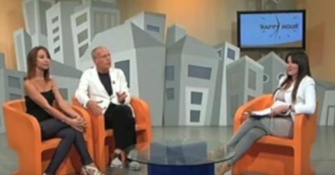 "Intervista TeleLombardia ""Visuart "" PT2"