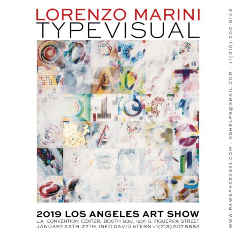 2019 Los Angeles Art Show – Lorenzo Marini