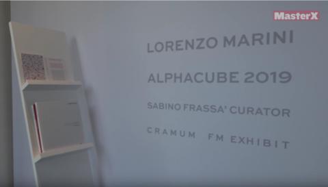 ALPHATYPE Installazione artistica di Lorenzo Marini – Ventura Projects Fuorisalone 2019